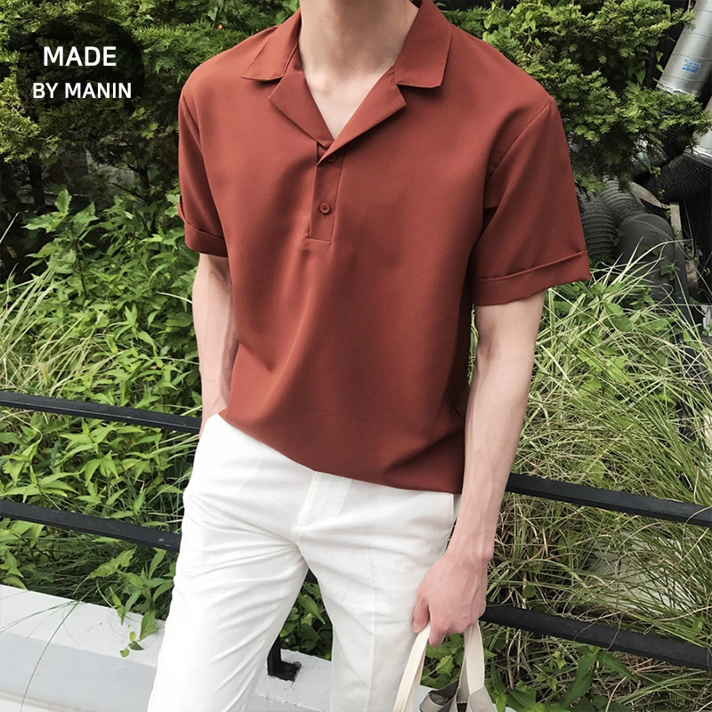 MANIN Mable 1/2 Shirts (6Color)