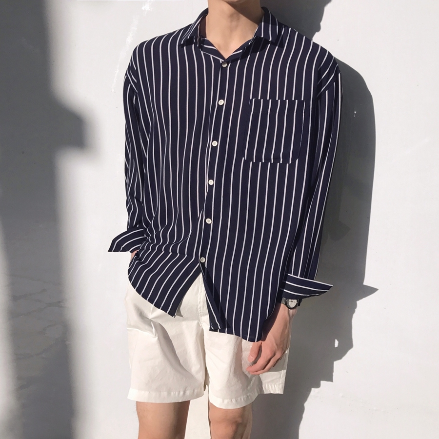 AC Summer Stripe Shirts (3Color)