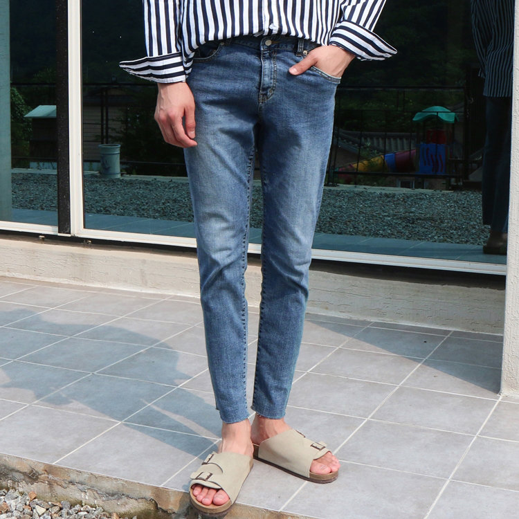 DH 1546 Basic Cutting Denim