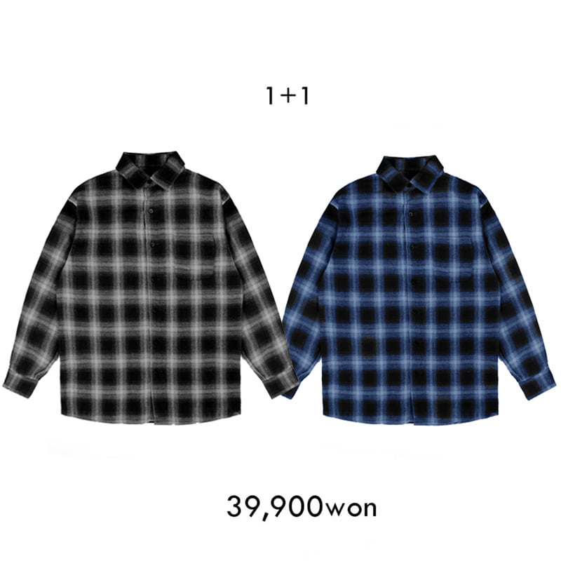 1+1 Flannel + Flannel
