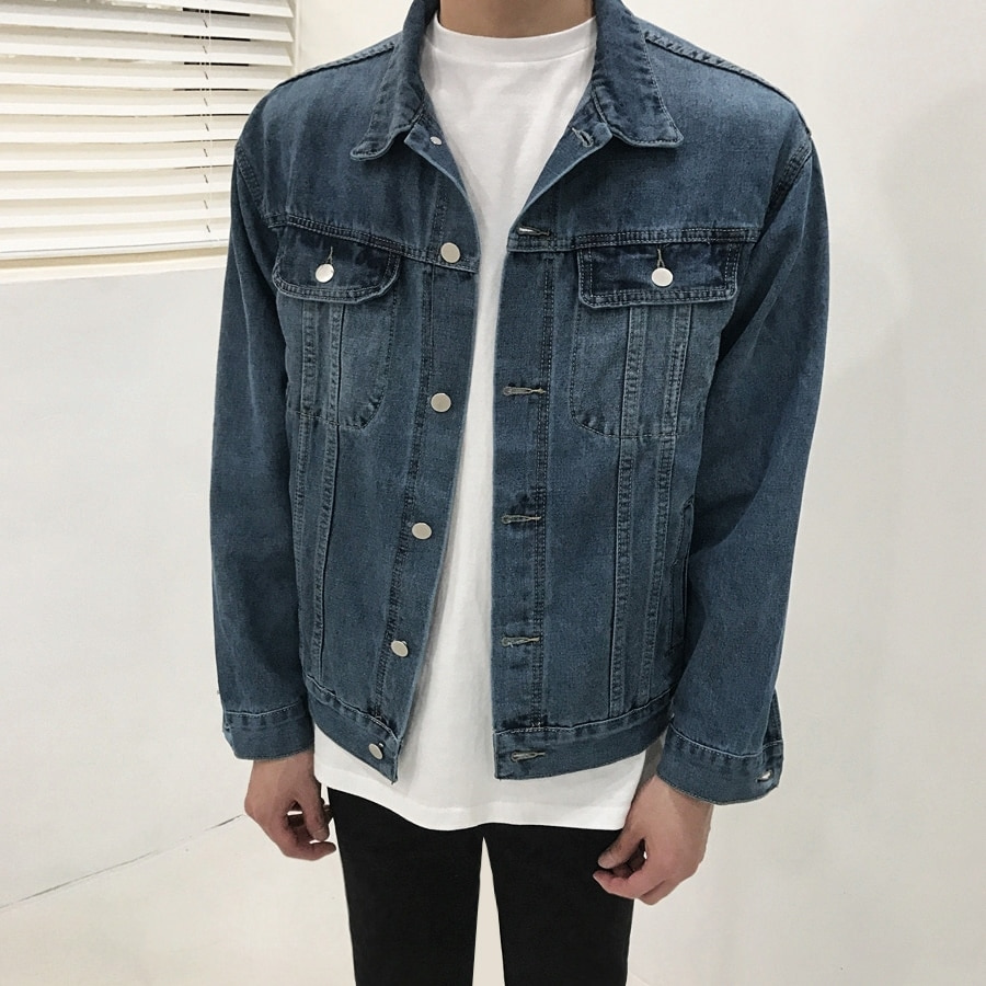 [SALE] MANIN Denim Trucker Jacket