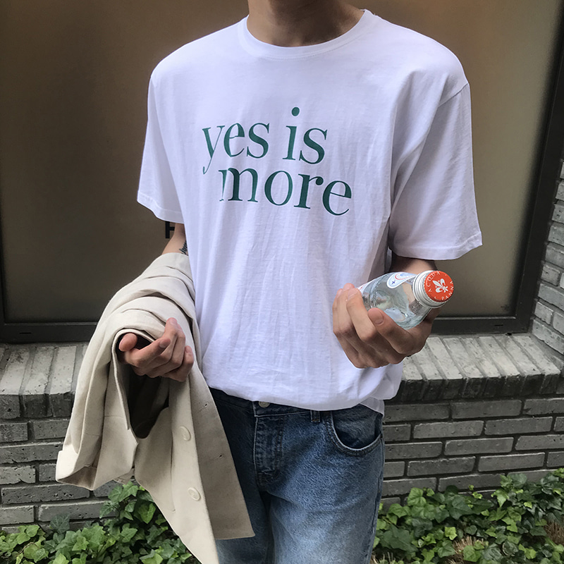 MUD yes is more 텐션 T (3Color)